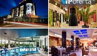 Двудневен пакет със закуски или със закуски и две BBQ вечери + СПА пакет в DIPLOMAT PLAZA Hotel & Resort****