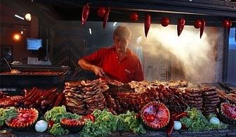 Двудневна екскурзия за Фестивала на сръбската скара в Лесковац на 2-ри септември. Една нощувка със закуска и туристическа програма от Еко Тур Къмпани