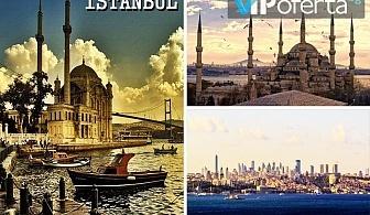 Двудневна екскурзия до Истанбул Бамби М тур
