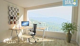 Двустранно измиване на прозорци, дограми и санитарни помещения до 120кв. метра от Клийн Хоум!