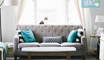 Двустранно измиване на прозорци и дограми за двустайно, тристайно или четиристайно жилище от професионално почистване TTClean!