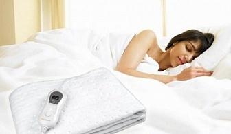 Единично електрическо одеяло Medisana HU 665