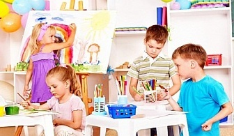Една седмица частна детска градина с Английски език за деца от 3 до 6 години от Образователен център Студио S, София