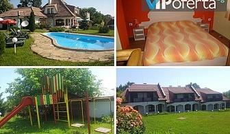 Еднодневен пакет в апартамент + ползване на басейн в Къща за гости Роден край, с. Влайчовци