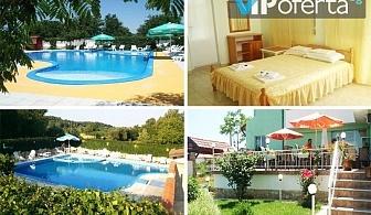 Еднодневен пакет със закуска + ползване на басейн в хотел Анкор, Кранево