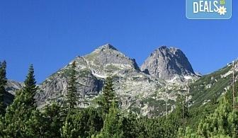 Еднодневен преход през юли до връх Мальовица в Рила с транспорт и водач от Поход!