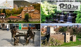 Еднодневна автобусна екскурзия до Ниш, Нишка баня и Пирот на 25 Март или 8 Април, с включен транспорт и екскурзоводско обслужване - за 22лв, от ТА Поход