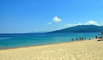 Еднодневна автобусна екскурзия с нощен преход за плаж в Аспровалта, Гърция на ТОП цена от ТА Поход