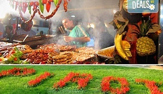 Еднодневна екскурзия за Кулинарния фестивал Пеглана Колбасица в Пирот! Водач и транспорт от Плевен и София!
