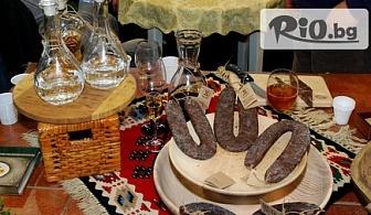 Еднодневна екскурзия с осигурен транспорт на 28 или 29 Януари за кулинарното изложение на Пеглана Колбасица в Пирот само за 14лв, от ТА Поход