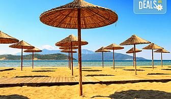 Еднодневна екскурзия за плаж в Гърция - Керамоти! Транспорт, програма в Кавала и възможност за посещение на о. Тасос