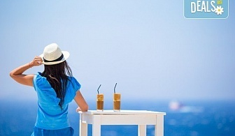 Еднодневна екскурзия с плаж до Неа Ираклица в Гърция! Транспорт и екскурзоводско обслужване от Глобул Турс!