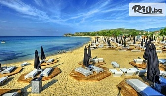 Еднодневна екскурзия за плаж до Неа Перамос - Ammolofi Beach с включен автобусен транспорт, от Дениз Травел