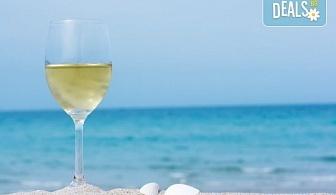 Еднодневна екскурзия с плаж до Офринио, Гърция, с транспорт, медицинска застраховка и водач от Глобус Турс!