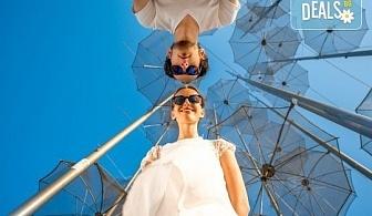 Еднодневна екскурзия през февруари или март до Солун с посещение на скулптурата Веселите чадъри - транспорт и екскурзовод от Глобул Турс!