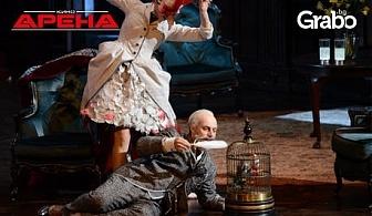 """Ексклузивно в Кино Арена! Операта """"Дама Пика""""от Ковънт Гардън - на 13, 16 и 17 Февруари"""