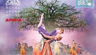 """Ексклузивно в Кино Арена! """"Зимна приказка""""- балетна адаптация на Кристофър Уилдън и Кралския балет в Лондон, на 28.03., 31.03. и 01.04. , в страната"""