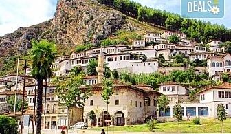Екскурзия до Албания през 2018г. в период по избор с Глобал Тур! 2 нощувки със закуски в хотел 3*, транспорт, водач и програма в Дурас и Елбасан