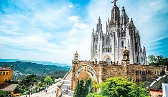 Екскурзия до Барселона и перлите на Средиземноморието! Транспорт, 9 нощувки на човек със закуски от АБВ Травел