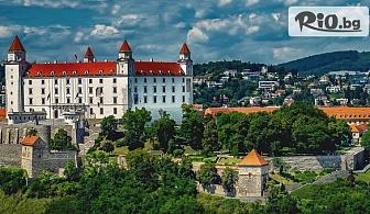 Екскурзия до Братислава, Прага и Дрезден от 30 Април до 5 Май! 3 нощувки със закуски + транспорт, от Мери Турс Травел