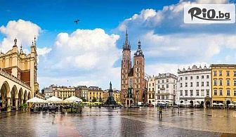 Екскурзия до Будапеща, Банска Бистрица и Краков! 3 нощувки, закуски и автобусен транспорт + Бонус: посещение на Нови Сад, от Караджъ Турс