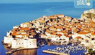 Екскурзия до Черна гора и Хърватия през май или септември с ТА Имтур! 3 нощувки със закуски и вечери в хотел 3* в Будва, транспорт, водач и 1 ден в Дубровник