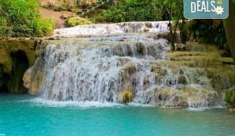 Екскурзия за 1 ден до красивите Крушунски водопади, Деветашката пещера и Ловеч с транспорт и водач от Еко Тур!