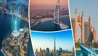 """Екскурзия до Дубай през Пролетта! Транспорт. 4 нощувки на човек със закуски от ТА """"ДАЛЛА ТУРС"""""""