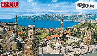Екскурзия до Истанбул и Егейското крайбрежие! 7 нощувки със закуски и вечери + самолетни билети, летищни и входни такси, багаж, трансфер и екскурзовод, от Премио Травел