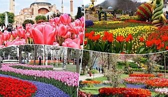 Екскурзия до Истанбул, Турция за Фестивала на лалето! 2 нощувки на човек със закуски  + транспорт и посещение на Одрин  от ТА Поход
