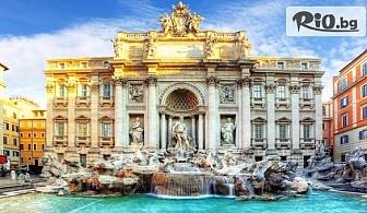 Екскурзия до Италия - Римини, Мирабиландия, Рим, Флоренция и Венеция! 7 нощувки със закуски + автобусен транспорт и туристическа програма с екскурзовод, от Ривиера Тур