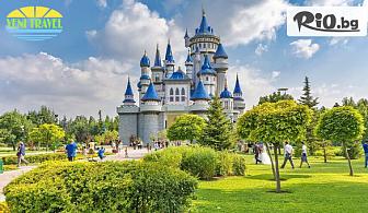 Екскурзия до Кападокия, Eскишехир, Коня, Бурса и Истанбул! 5 нощувки със закуски + 4 вечери Бонус в хотели 3*, автобусен транспорт и екскурзовод, от Вени Травел
