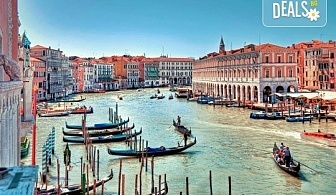 Екскурзия до Любляна, Венеция, Падуа и Верона през март и април! 2 нощувки със закуски в Лидо ди Йезоло, транспорт и екскурзовод!