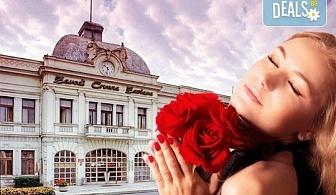 """Екскурзия за 8-ми март до Крагуевац - """"красивата роза на Шумадия""""! 1 нощувка със закуска и празнична вечеря в хотел 4*, транспорт, екскурзовод и посещение на Топола"""