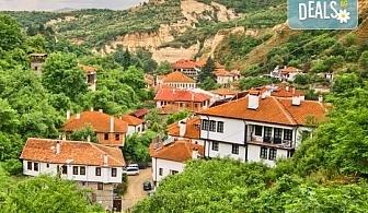 Екскурзия до Мелник, Рупите и Солун през юни или октомври! 1 нощувка със закуска в района на Сандански, транспорт и водач от Дари Травел!