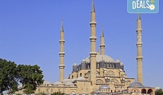 Екскурзия до Одрин и Чорлу, Турция, с АБВ Травелс! 1 нощувка със закуска, транспорт, посещение на Синия пазар и Margi Outlet