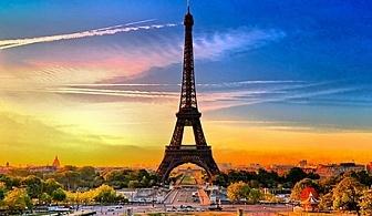 Екскурзия до Париж и Шедьоврите на Европа! Транспорт, 8 нощувки, 8 закуски на човек и туристическа програма от АБВ Травелс!