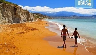 Екскурзия и плаж в Аспровалта, Гърция: 1 нощувка със закуска, транспорт и екскурзовод от Еко Тур!