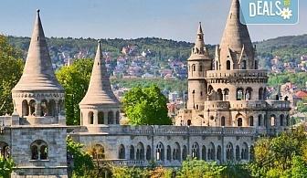 Екскурзия до Прага, Виена и Будапеща! 4 нощувки със закуски, туристическа програма и транспорт от Плевен и София!