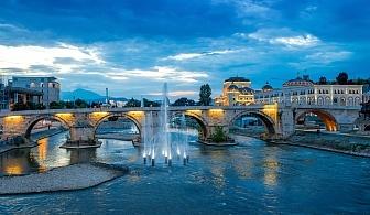 Екскурзия за празника Водици (Богоявление) до Охрид и Скопие! 1 нощувка със закуска и транспорт, възможност за посещение на Албания!