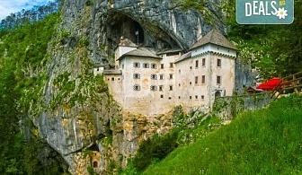 Екскурзия през декември до Верона, Венеция и пещерата Постойна! 2 нощувки със закуски, самолетен билет и транспорт с автобус