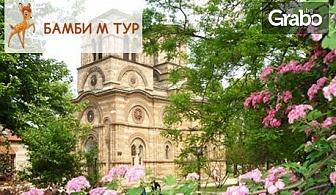 Екскурзия до Сърбия! Нощувка със закуска и вечеря във Върнячка баня, с транспорт и туристическа програма