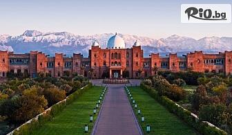 Екскурзия до сърцето на Мароко, Маракеш - Имперския град! 6 нощувки в хотел 3*, закуски и вечери, самолетни билети и туристическа програма, от Bulgaria Travel