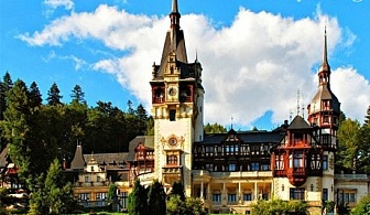 Екскурзия до Синая, Брашов, замъка на Дракула, замъка Пелеш, Букурещ: 2 нощувки със закуски и транспорт от Амадеус 7