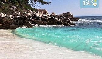 Екскурзия до о. Тасос - зеления рай на Гърция, през май с Дари Травел! 2 нощувки със закуски, транспорт и билет за ферибот