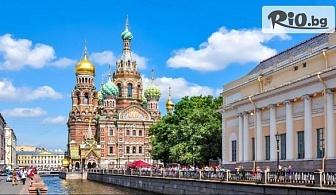 Екскурзия величието на Прибалтика и Санкт Петербург - Будапеща, Варшава, Рига, Талин, Вилнюс, Краков! 12 нощувки със закуски + транспорт, от Bulgarian Holidays