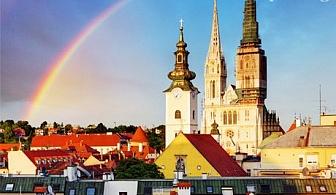 Екскурзия до Загреб, Хърватия през Август или Септември! Транспорт, 3 нощувки със закуски + възможност за посещение на Плитвичките езера и пещерата Постойна яма от Солеo 8