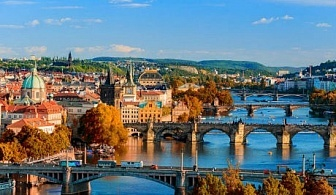 Екскурзия до Златна Прага! 7. нощувки на човек със закуски  от ТА Аркаин Тур, Варна