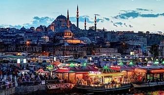 Ексурзия до Истанбул! 2 нощувки със закуски, транспорт + БОНУС: посещение на църквата Св.Св. Константин и Елена в Одрин от Дениз Tравел
