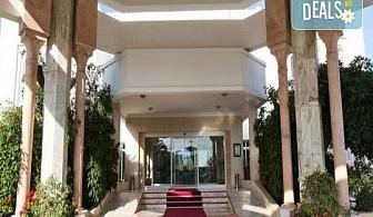 Екзотична почивка в Тунис от Караджъ Турс! 7 нощувки на база All Inclusive в хотел El Mouradi Mahdia 5*, самолетен билет, летищни такси и трансфери